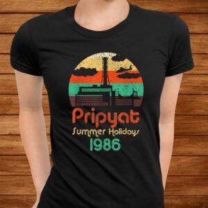 3.6 roentgen not great not terrible chernobyl retro pripyat t shirt Men 3