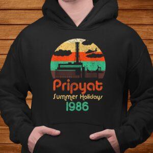 3.6 roentgen not great not terrible chernobyl retro pripyat t shirt Men 4