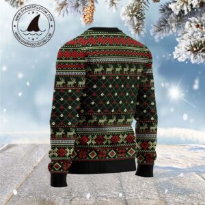 All I Want For Christmas Is Elephant Ugly Christmas Sweater