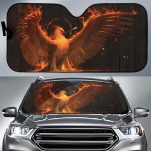 Arrow Phoenix Car Sun Shade
