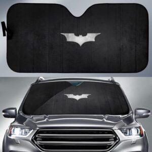 Batman Car Sun Shade