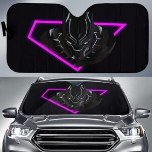 Black PantherK Car Sun Shade