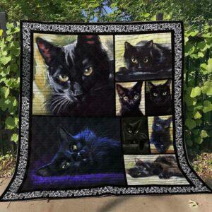 Black Cat Quilt