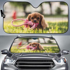 Canine Puppy Dog Car Sun Shade