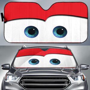 Car Eyes Car Sun Shade