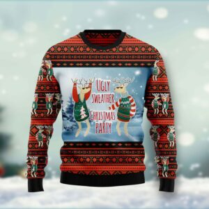 Christmas Party Ugly Christmas Sweater