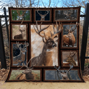 DeersD Frame Quilt