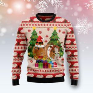 Guinea Pig Love Christmas Ugly Christmas Sweater