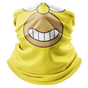 Homer Simpson Neck Gaiter