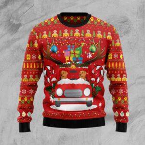 Labrador Retriever  Ugly Christmas Sweater