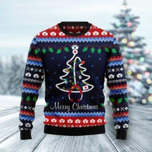 Merry Christmas Nurse Ugly Christmas Sweater