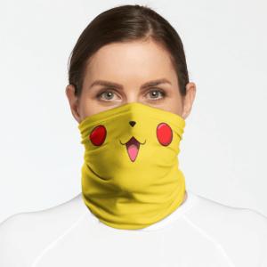 Pikachu Neck Gaiter