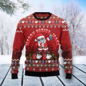 Santa Christmas Ugly Christmas Sweater