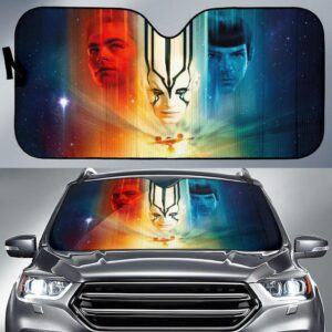 Star Trek Beyond Car Sun Shade