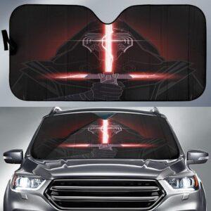 Star Wars Kylo Ren Car Sun Shade