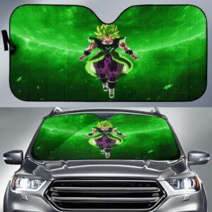 Super Broly Dragon Ball Car Sun Shade