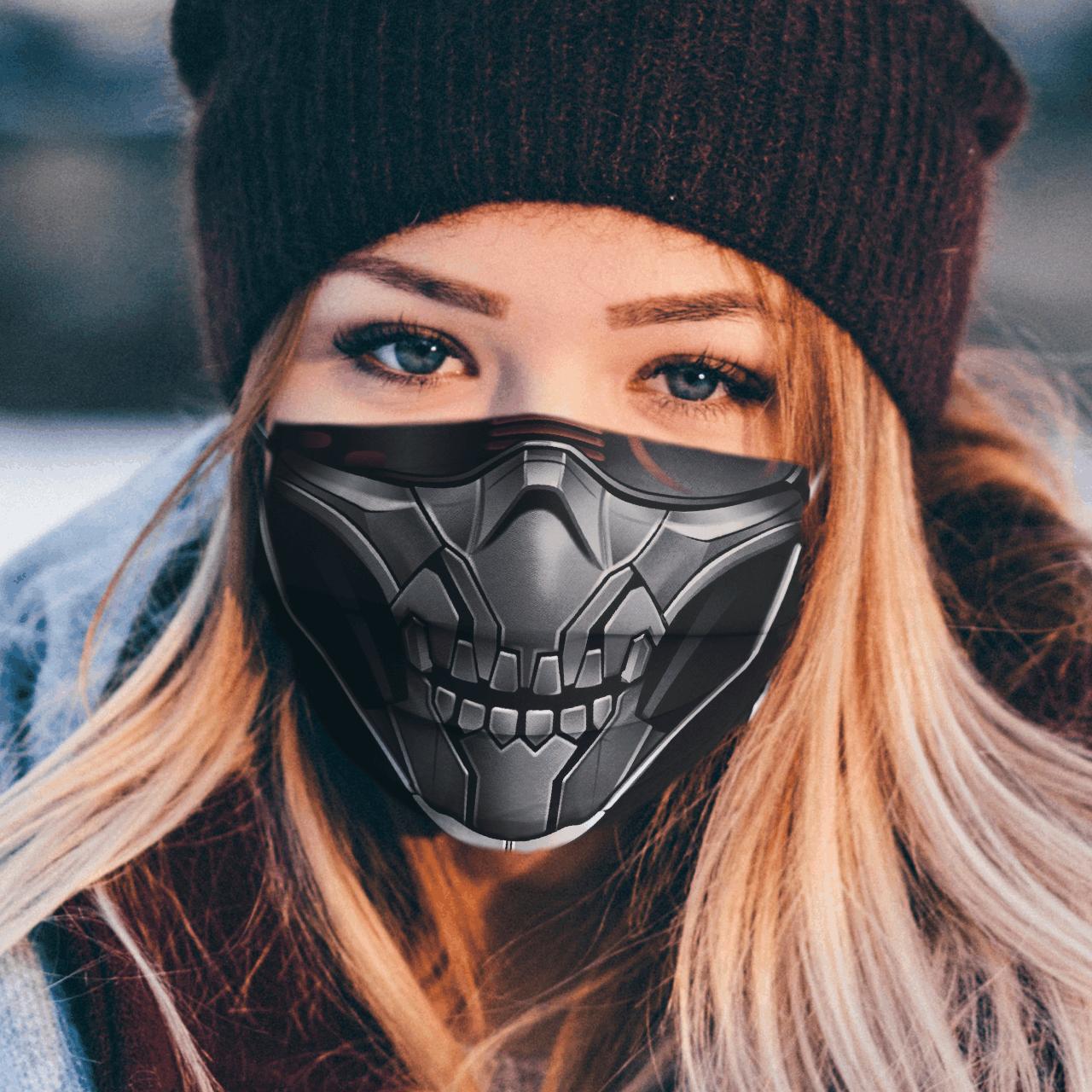 Task Master Face Mask