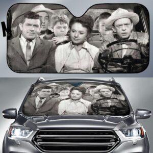 The Andy Griffith Show Car Sun Shade