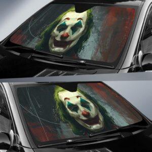 The New Joker Car Sun Shade 1