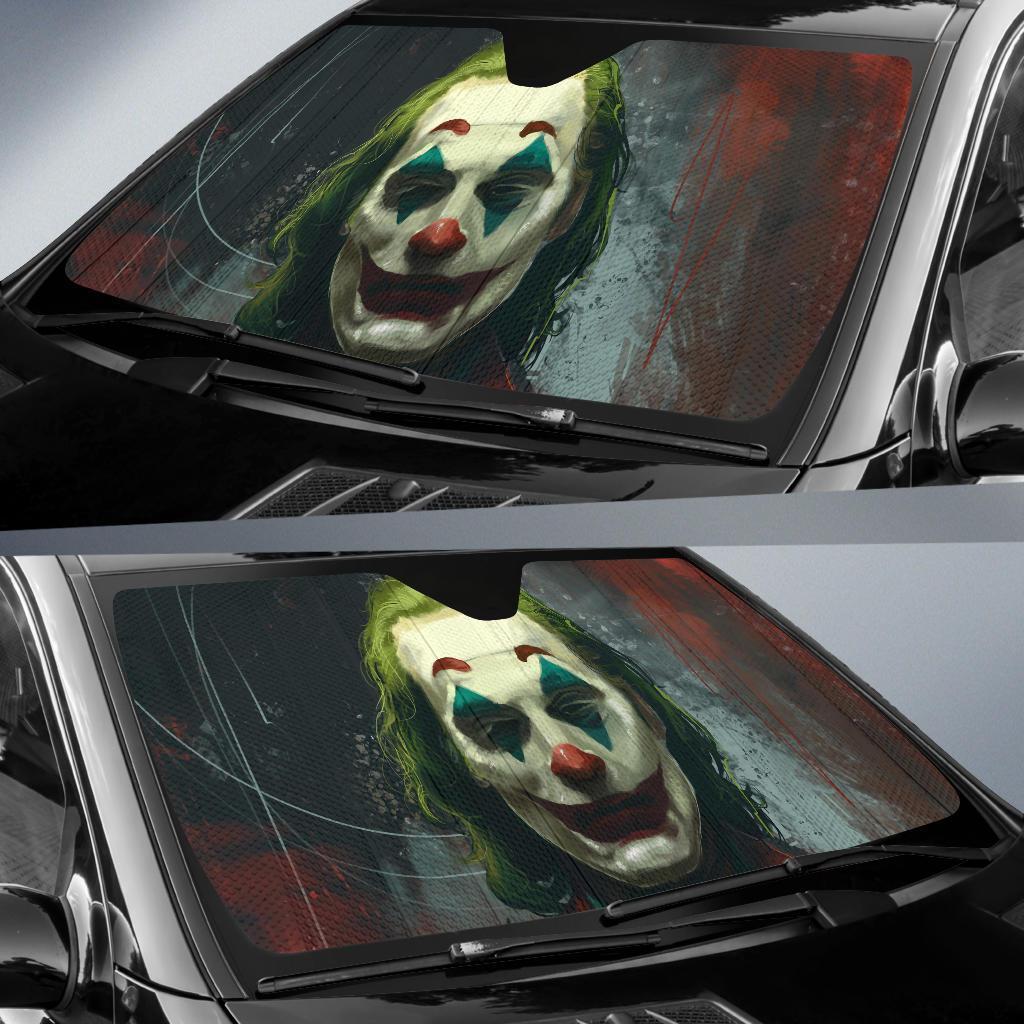 The New Joker Car Sun Shade