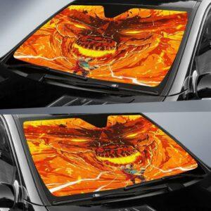 Thor Vs Sultur Car Sun Shade 1
