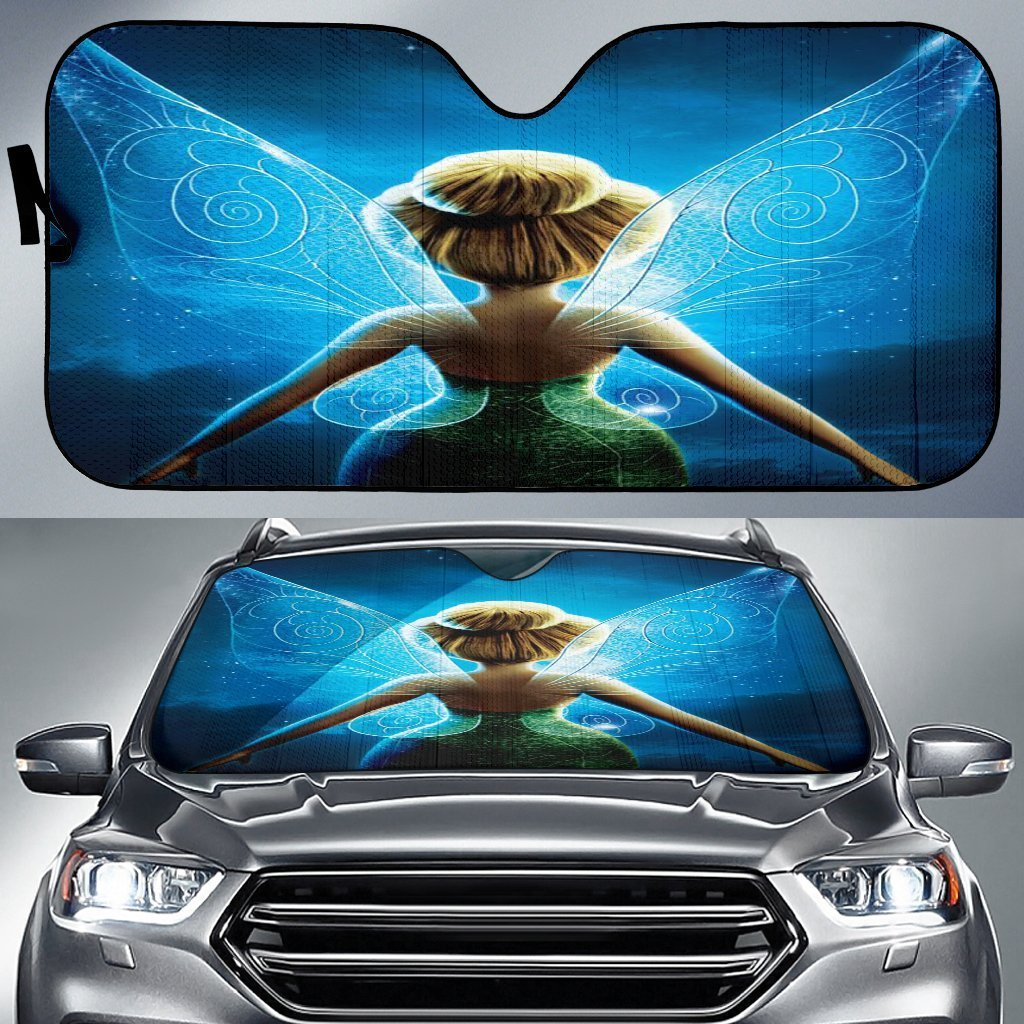 Tinker Bell Car Sun Shade