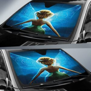 Tinker Bell Car Sun Shade 1
