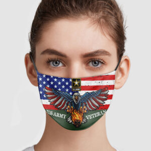 US Veteran Face Mask
