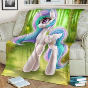 Unicon Fleece Blanket