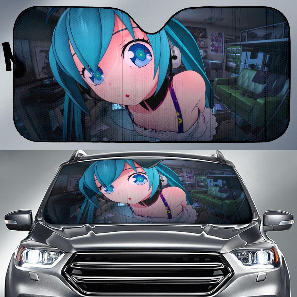 Vocaloid Car Sun Shade