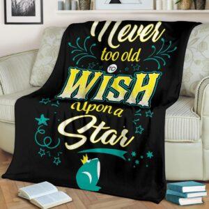 Wish Fleece Blanket