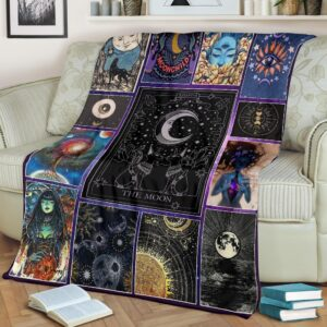 Witchcraft Fleece Blanket