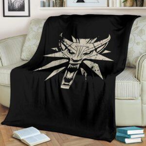 Witcher Fleece Blanket