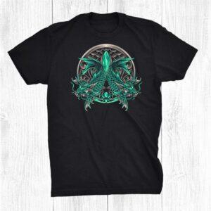 Asian Shirts For Women And Men Koi Fish Tee Dragon Fish Shirt
