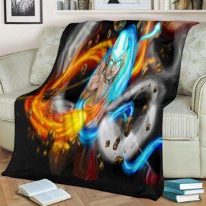 Avatar The Last Airbender Fleece Blanket
