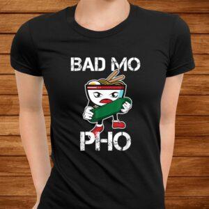 bad mo pho print funny vietnamese food pun t shirt Men 3