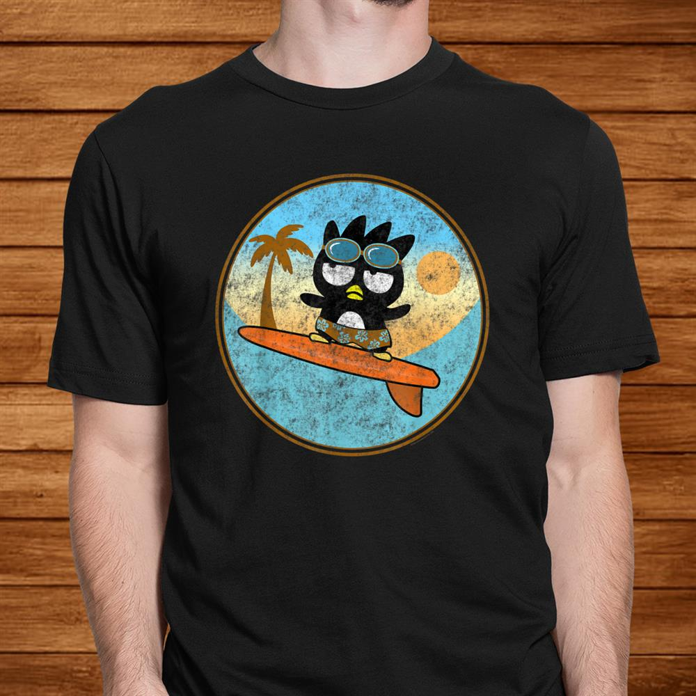 Badtz Maru Surfing Shirt