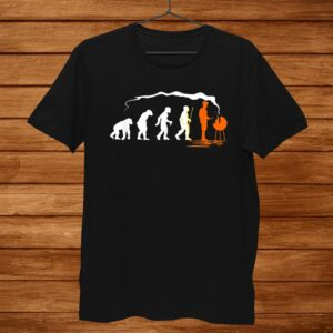 Barbecue Evolution Grill Gift For Chef Barbecue Party Shirt