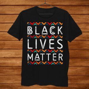 Black Pride Gifts Black Lives Matter African American Month Shirt