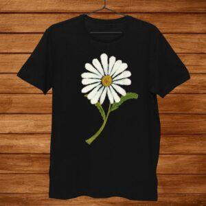 Bohemian Hippie Flower White Shasta Daisy Shirt