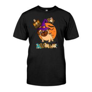 Boodog Happy Halloween Shirt