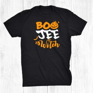 Boojee Witch Halloween Costume Funny Shirt