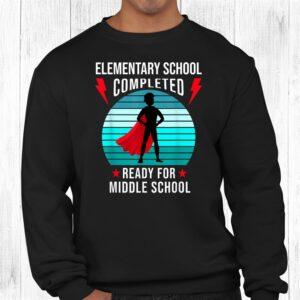 boy elementary school graduation 2021 ready for junior high shirt 2 2