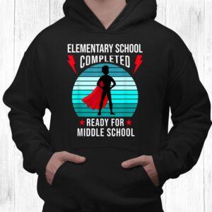 boy elementary school graduation 2021 ready for junior high shirt 3 2