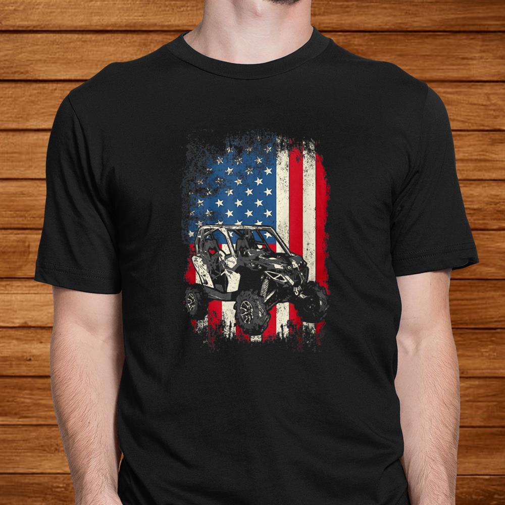 Canam Usa Shirt