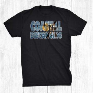 Coastal Distancing Fishing Shirt