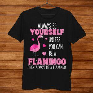 Cute Funny Flamingo Shirt Gifts For Girls Women Kids Shirt