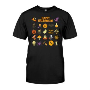 Cute Graphic Simple Lazy Halloween Costume Shirt