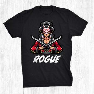 D20 Rpg Dragons Tabletop Gift Dungeon Class Rogue Shirt