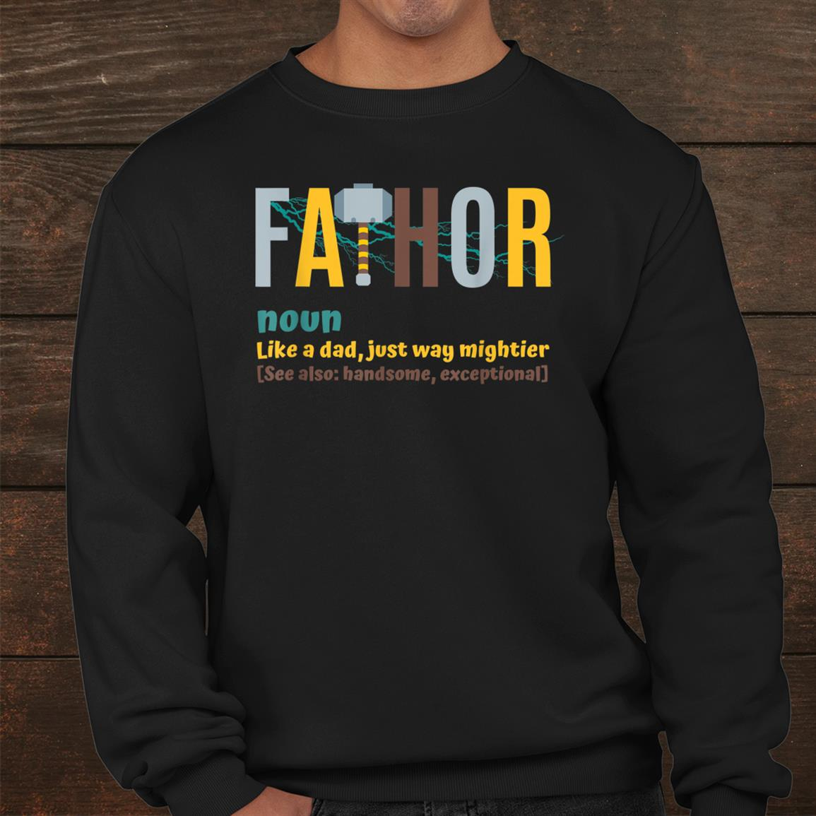 Fathor Shirts For Men Gift Viking Fathor Hero Shirt